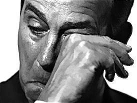 Boehner tears